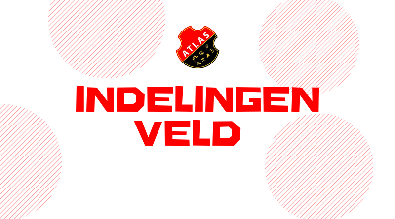 Indelingen veldcompetitie 2020/2021